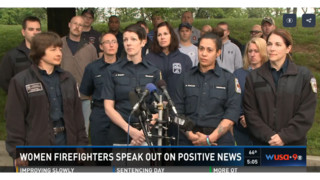 Female VA Firefighters Speak Out About Bullying Allegations