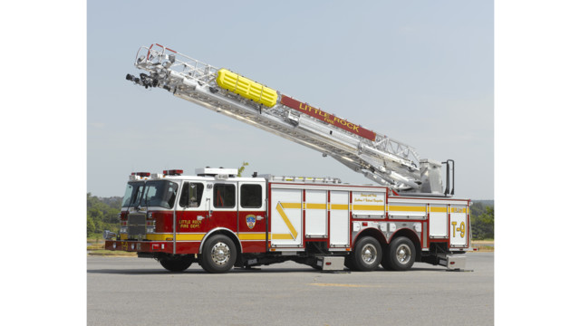 Fire Apparatus News Aluminum Or Steel Aerial Ladders
