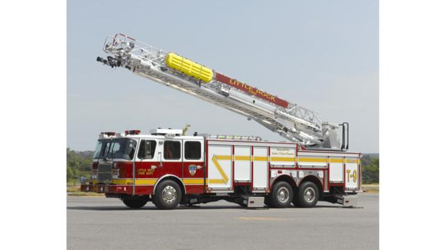 Fire Apparatus News Aluminum Or Steel Aerial Ladders