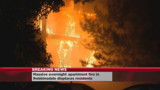 MN Firefighters Tackle Massive Blaze