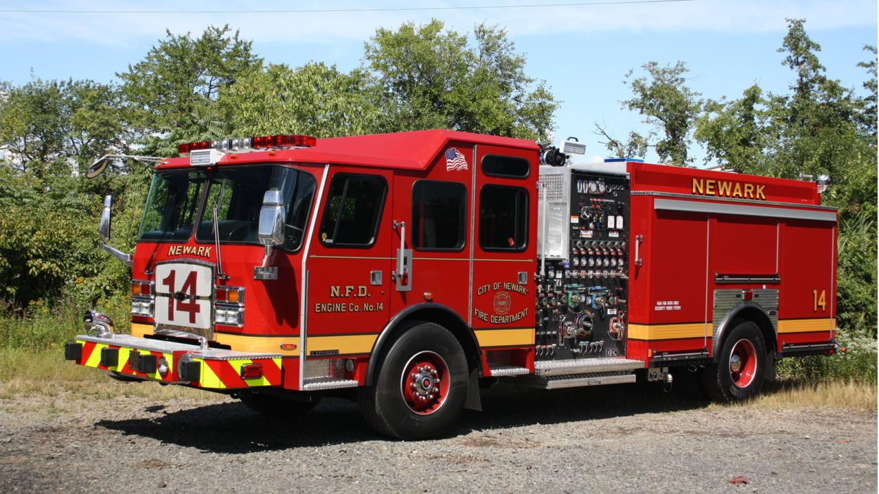 Port Security Funds Help Newark Nj Fire Department