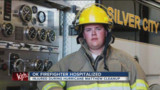 Injured OK Firefighter Called a Role Model