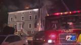 Officials Call MA Fire Suspicious