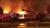 Five-alarm Fire Consumes Chicago Pallet Yard