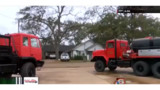 TX FD Converts Military Rigs into Fire Apparatus