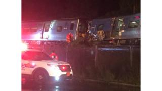 Dozens Injured When Train Derails in NY