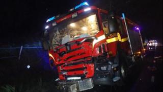 Fire Apparatus Kills 37 Cows in Sweden