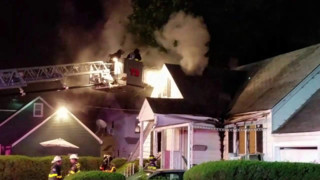 Fire Damages NJ Home