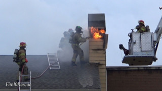 OK Firefighters Contain Apartment Fire