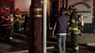 FDNY Crews Battle Fire in Bronx Business