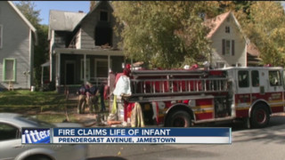 NY House Fire Claims Infant