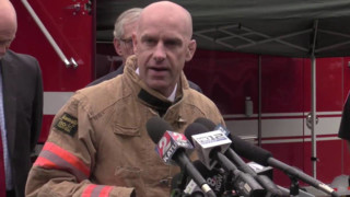 Portland Chief Praises Actions of Fire Crews at Explosion