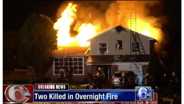 2 dead in Bustleton house fire