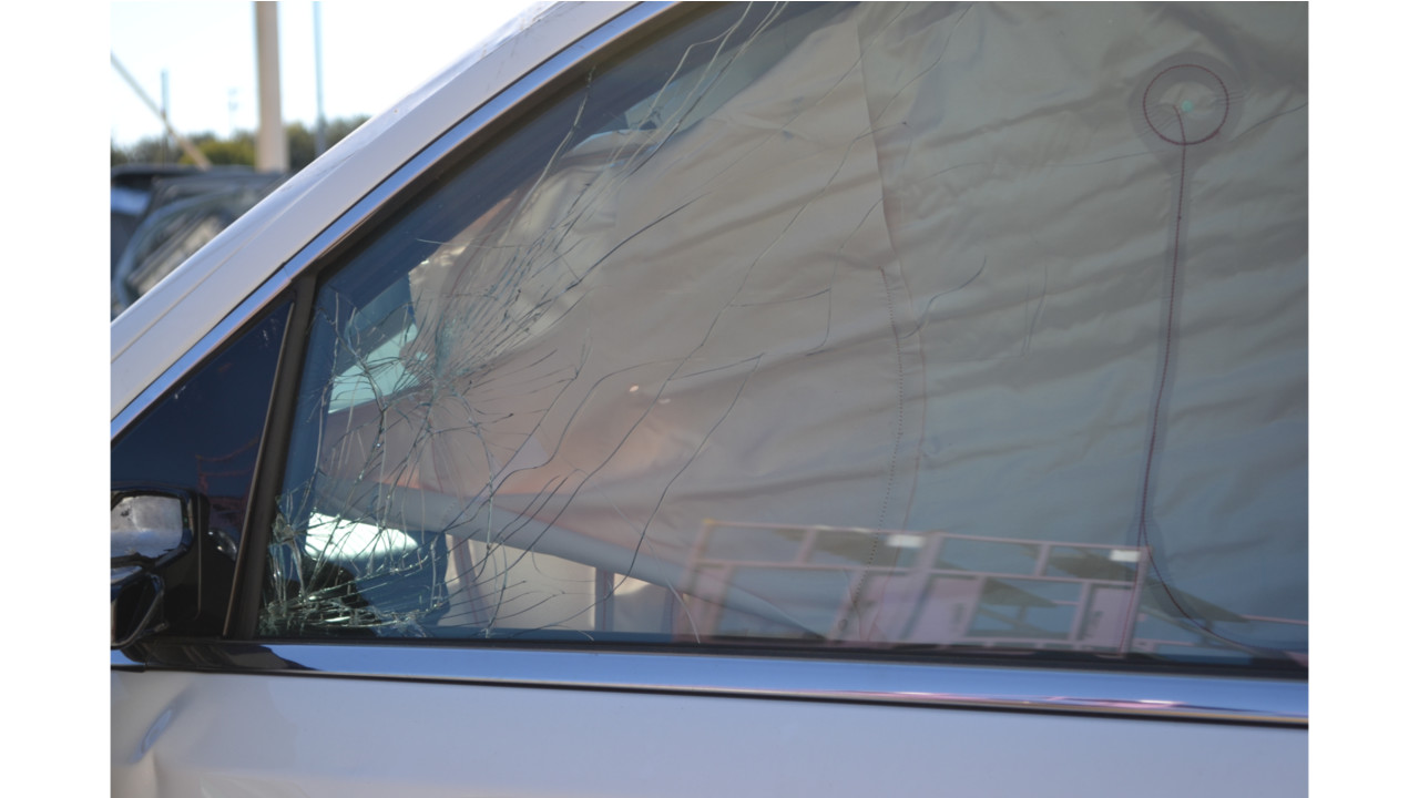 University of extrication laminated side window glass for 16 x 24 window