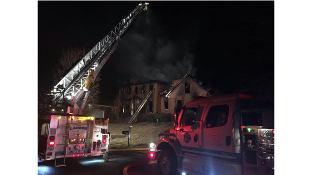 Dead in Lexington House Fire