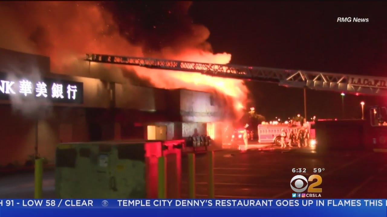 Temple City Denny S Restaurant