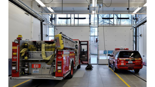 The Coolest Fire Amp Ems Stations In North America Fire