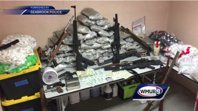 911 house fire call leads to drug seizure, arrest
