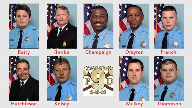 Remembering The Charleston 9 Still Riding David Griffin