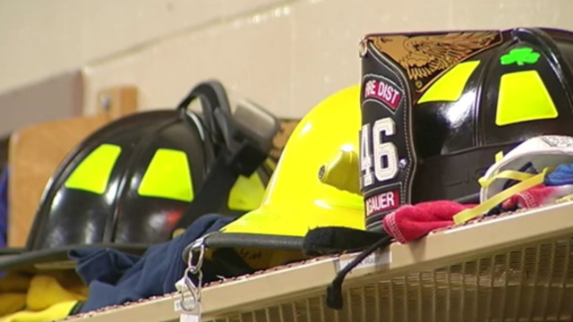 Cancer bill for volunteer firefighters goes to Cuomo