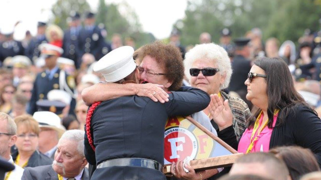 9/11 'Stair Climb' event honors fallen firefighters
