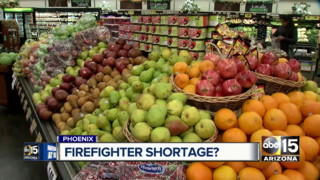 Phoenix Firefighter Shortage Could Lead to More Taxes