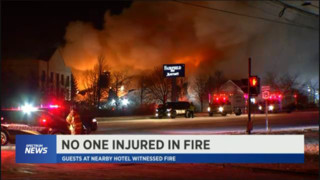Sprinklers, Alarms Shut Off at Former NY Motel Destroyed by Fire