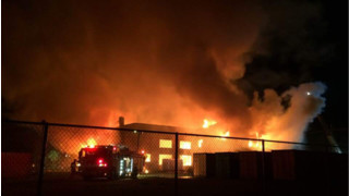 Historic LA School Sustains Extensive Damage in Overnight Fire