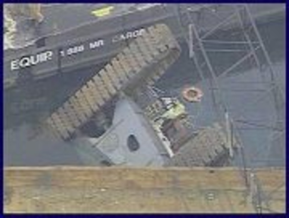 Connecticut Worker Killed When Crane Falls Into Water Under
