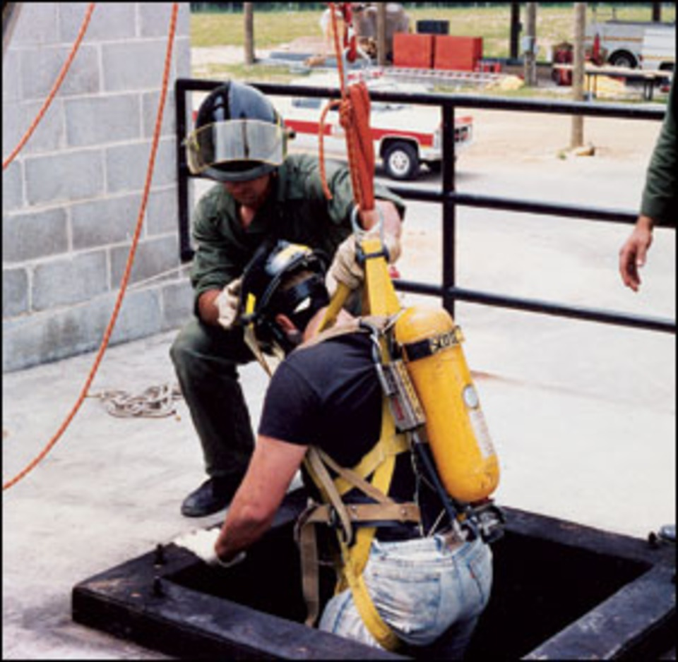 Hazardous Materials Dangers in Confined Spaces