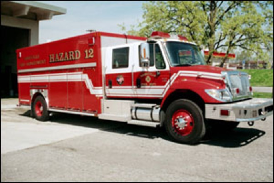 Hazmat Team Spotlight Nashville Tn Fire Department