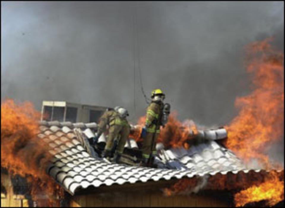 Lightweight Truss Systems A Killer Of Firefighters