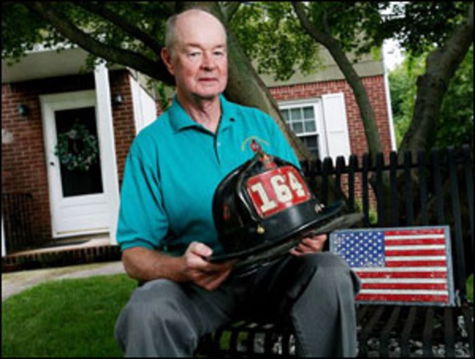 The Bullhorn Firefighter Iconic Moment With Bush Gave Him 15