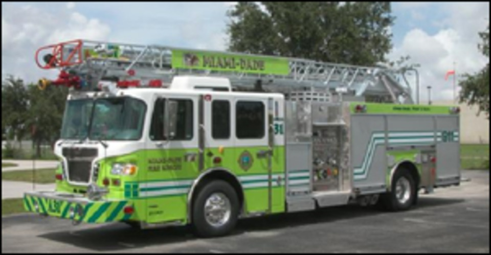 Rosenbauer Secures 5-Year Contract with Miami-Dade Fire Rescue