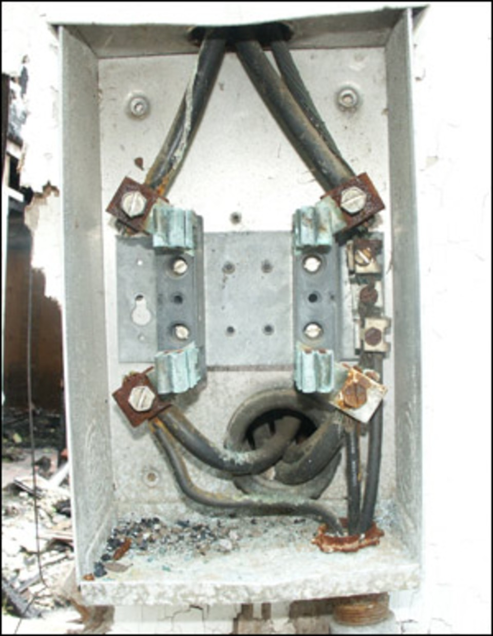Company Level Training Utility Control Part 2 Electrical Wiring Credit Photo By Larry Manasco