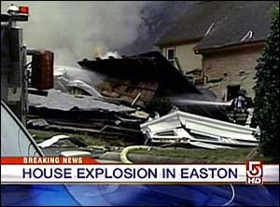 Seven Injured in Massachusetts House Explosion