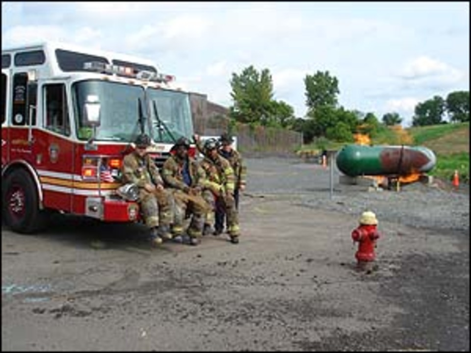 National Run Survey: Busiest Heavy Rescue, Fire Station of 2006