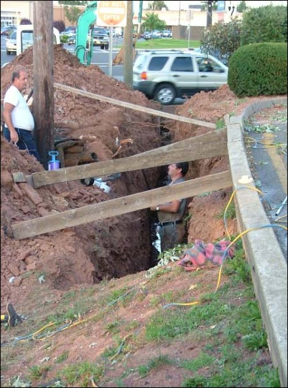 Rescue Operations For Trench Collapse Part 1