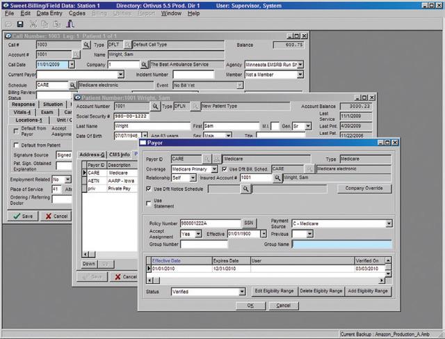 Firefighter and 911 PSAP Dispatch Software - TriTech