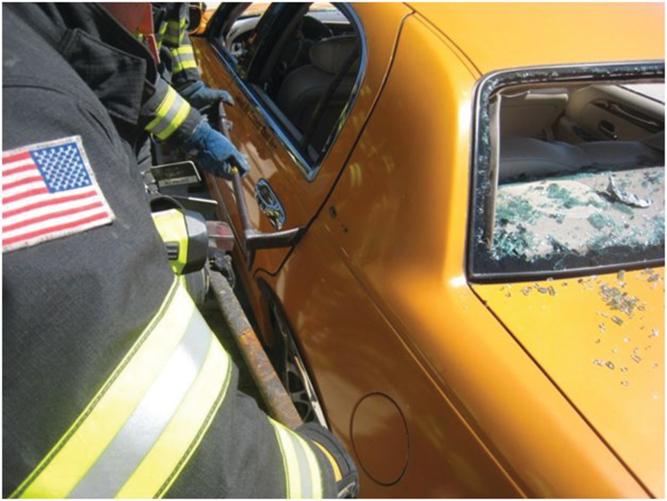 Extrication Basics Vehicle Entry For Victim Removal