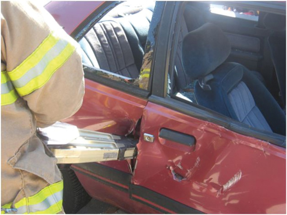 Extrication Basics: Vehicle Entry for Victim Removal