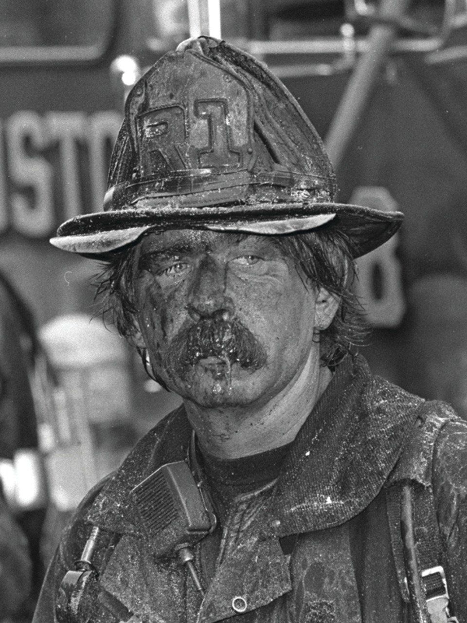 Bill Noonan Fire Photographer Boston Fire Department