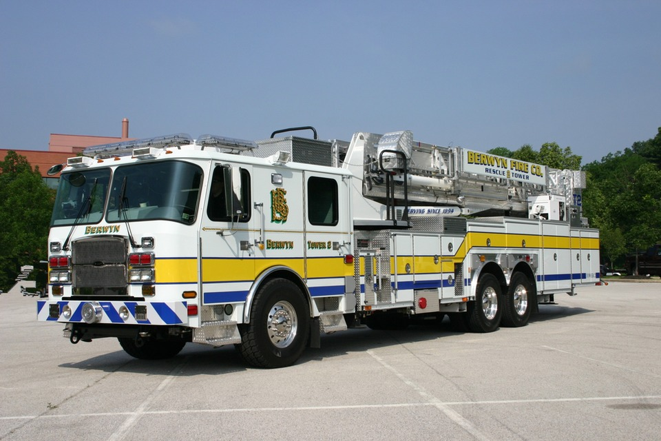 Fire Apparatus Deliveries