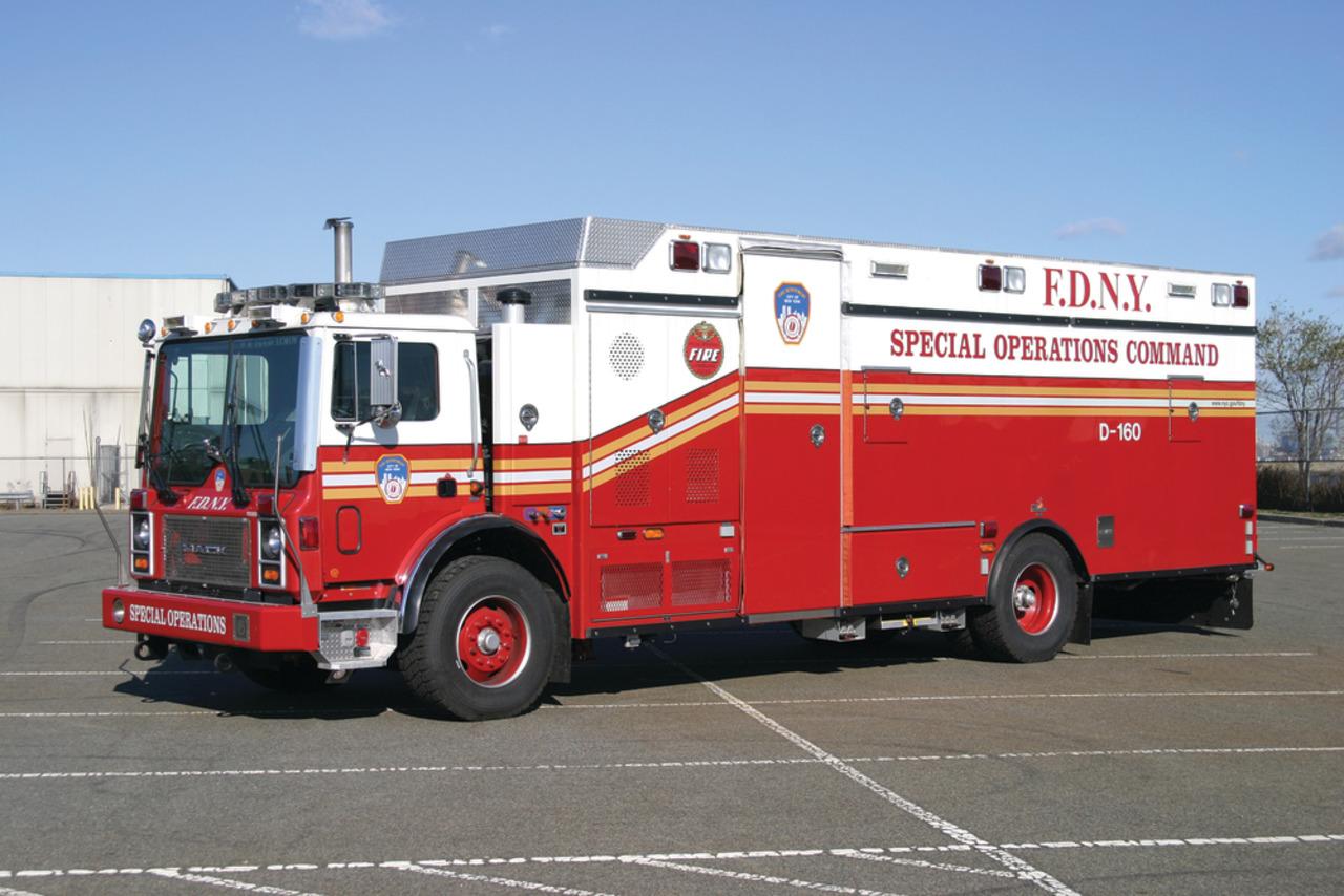 FDNY Special Apparatus; 9/11 coverage on ferrara fire vehicles, ferrara strong arm, ferrara fire trucks, ferrara fire logo, ferrara fire equipment, ferrara fire pumper, ferrara fire hose, ferrara concrete in nj,