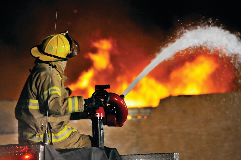fire incident report
