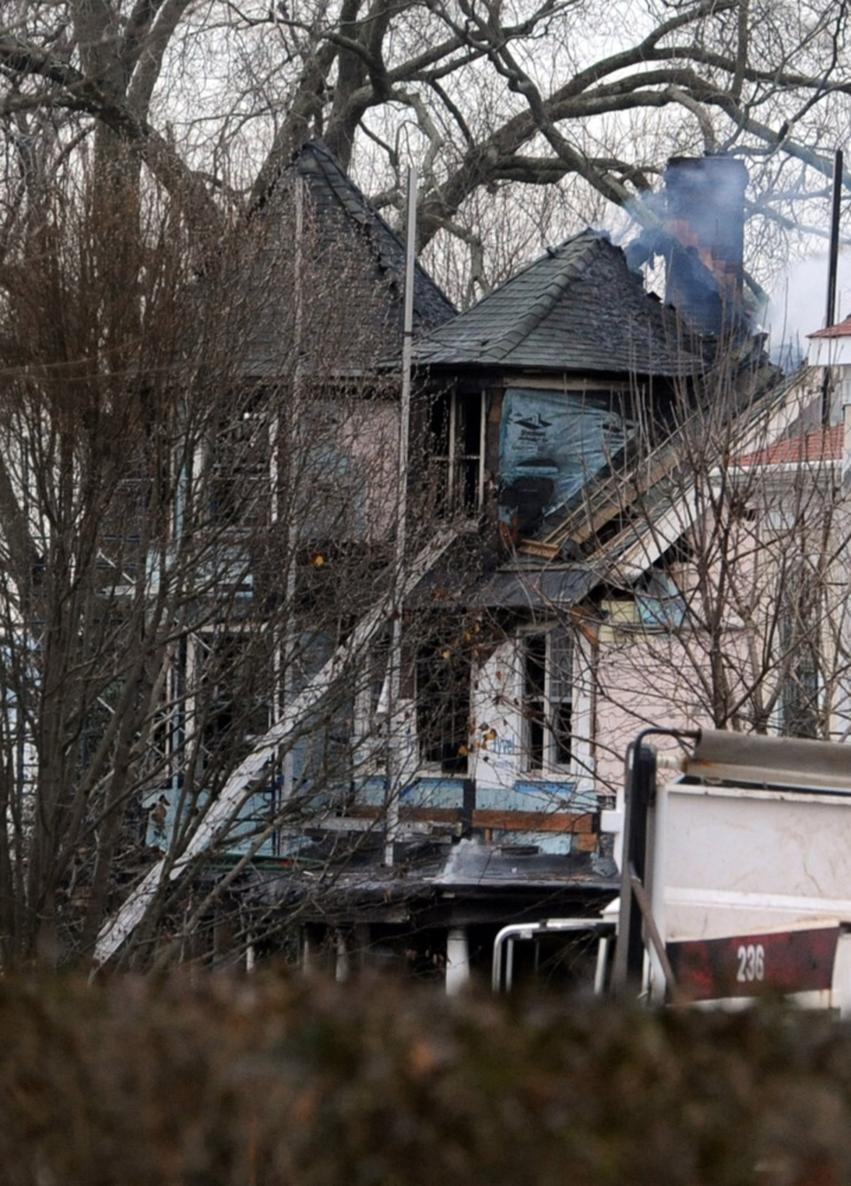 Christmas In Connecticut House.Home Where Five Died In Connecticut Fire Torn Down