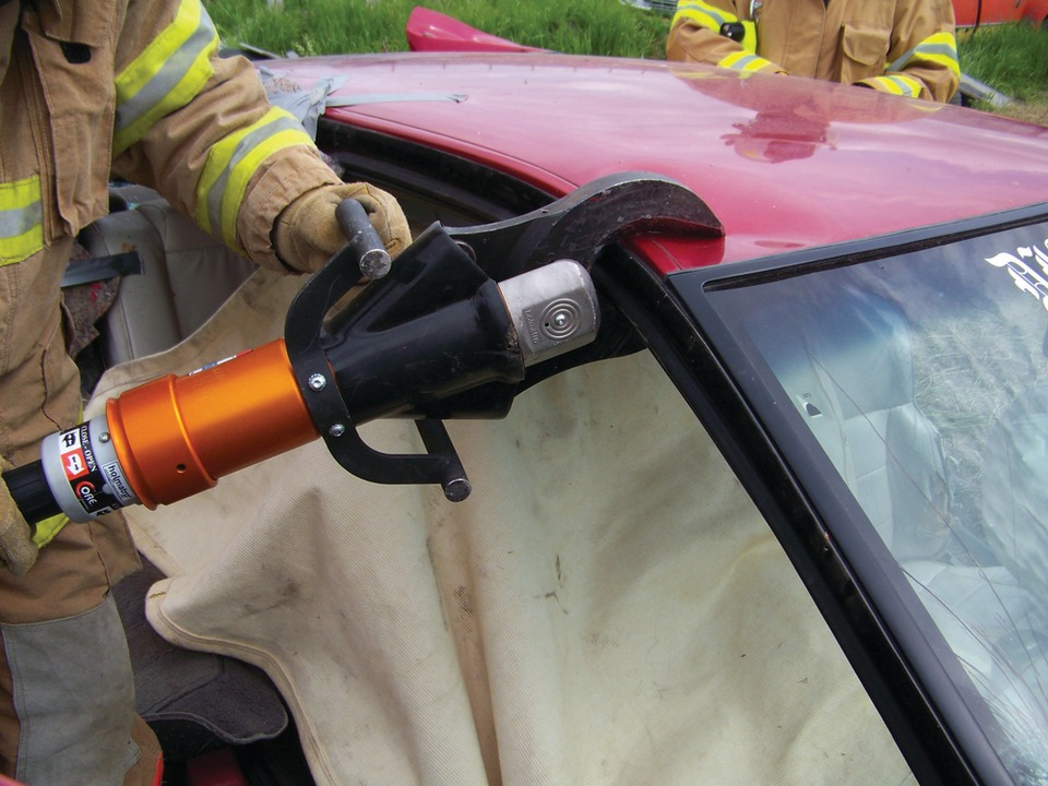 University Of Extrication Roof Removal Evolutions