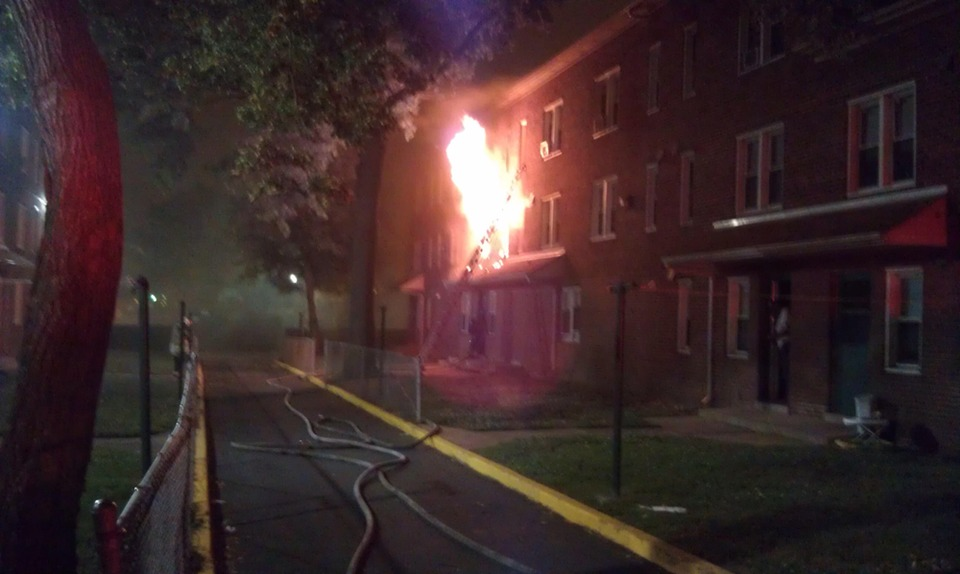 Baltimore Fire Co Set To Close Plays Role In Rescues