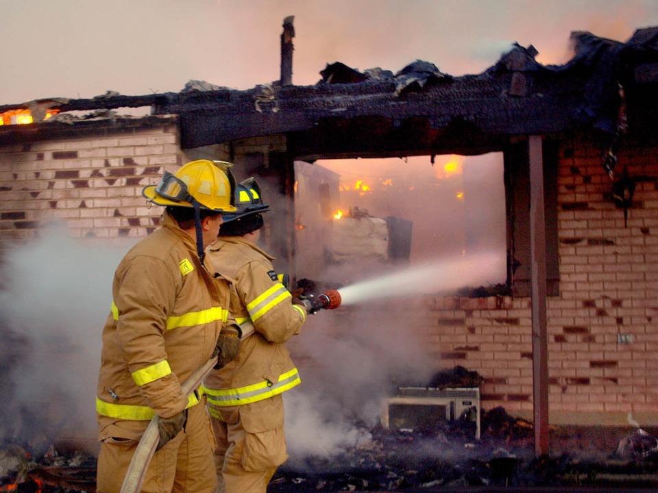 Five Departments Battle Casstown House Fire