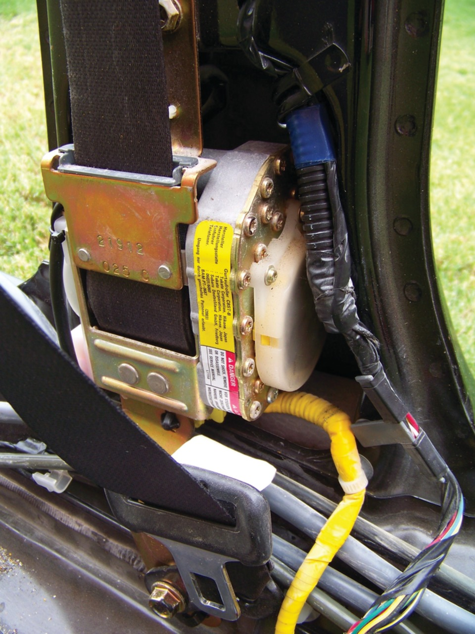 Vehicle Extrication Training Electrical Wiring Books Credit Photo By Rescue 1 2 3 Book Pg 148